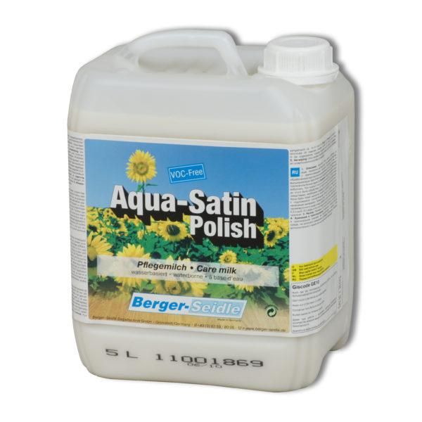 Berger Seidle Aqua-Satin-Polish-5 Liter