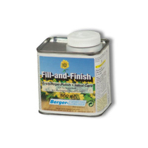 Berger Seidle Fill-and-Finish 500ml